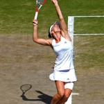 Simona Halep - 2014 Wimbledon Semi Finalist