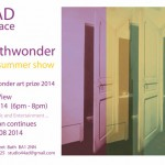 44ad Artspace, Bath, Summer Show