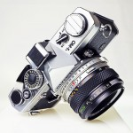Olympus OM-1n film camera simon taylor photographer