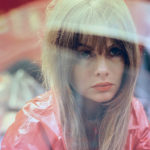 Jean Shrimpton photographed by Saul Leiter