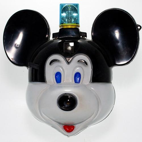 Mick O Magic camera