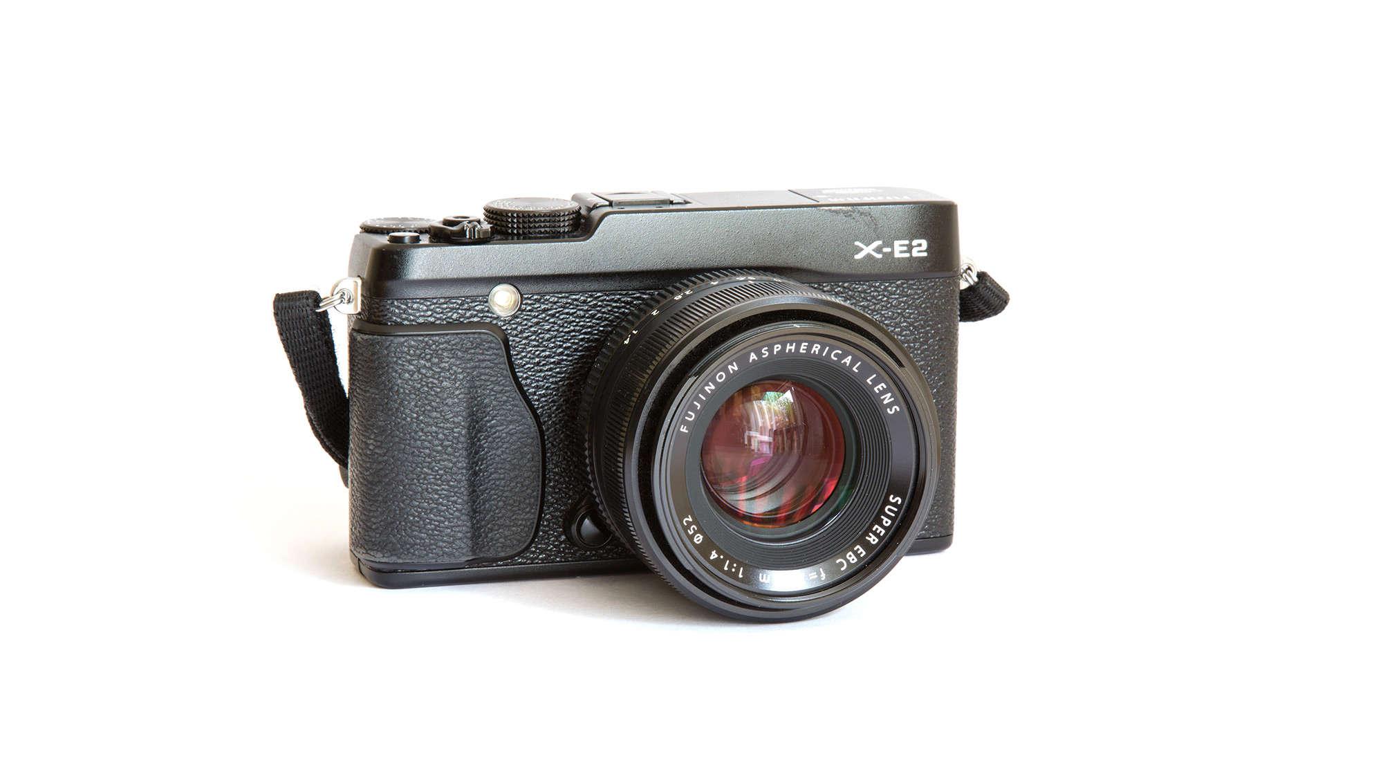 Fuji XE-2 Digital CSC camera body